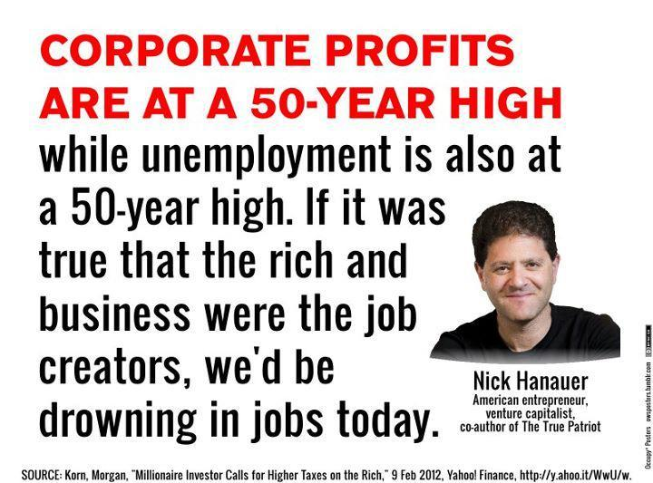 Trickle Down Economics is BS